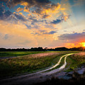 Sunset Lane by Marvin Spates