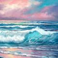 Sunset Majesty by Sally Seago