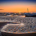 Sunset, Meols Beach by Peter OReilly