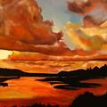 Sunset by Michael Kulick