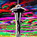 Sunset Needle 2 by Tim Allen