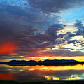 Sunset Of Colors by Brent Hall