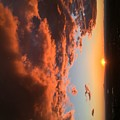 Sunset Of The West by Jon Bulotti