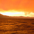 Sunset On Lake Tahoe, California by Panoramic Images
