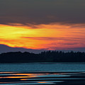 Sunset On Pei by Judy Tomlinson