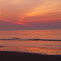 Sunset On The Gulf by Gina Welch