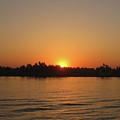 Sunset On The Nile by John Malone
