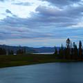 Sunset Out West by Linda Kerkau