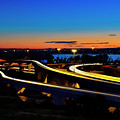 Sunset Over 495 by Bill Dodsworth