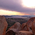 Sunset Over Diamond Valley Lake by Glenn McCarthy Art and Photography