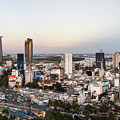 Sunset Over Ho Chi Minh City by Didier Marti