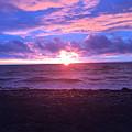 Sunset Over Lake Erie by Ryan Scott