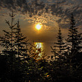 Sunrise Over Lake Huron by Grace Grogan