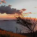 Sunset Over Lanai 2 by Dustin K Ryan