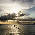 Sunset Over Langkawi by Didier Marti