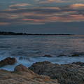 Sunset Over Point Joe by Bill Roberts