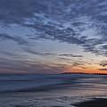 Sunset Over Rye New Hampshire Coastline by Scott Snyder