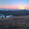 Sunset Over San Juan Islands by Verilux Photography