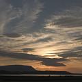 Sunset Over Sligo Bay by Ian Middleton