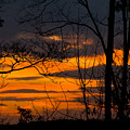 sunset over Suwanee 2010 by David Campbell