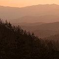 Sunset Over The Smokies by Brian M Lumley