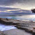 Sunset Palapa by Kelly Wade