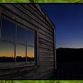 Sunset Pane by Peter Prue