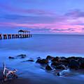 Sunset Pier by Scott Mahon