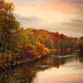Sunset Pond by Jessica Jenney