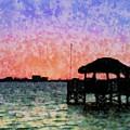 Sunset Prism by Florene Welebny