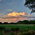 Sunset Rain by Jonathan Fine