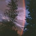 Sunset Rainbow by Dale Jackson