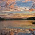 Sunset Reflections by Jemmy Archer