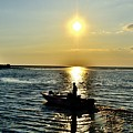 Sunset Ride by Kari Tedrick