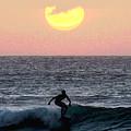 Sunset Ride by Richard Gerken