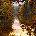 Sunset River View by Jessica Jenney