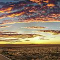 Sunset Road by Gary Mosman