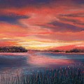 Sunset by Robynne Hardison