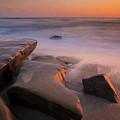 Sunset Rocks by Andy Bitterer
