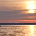 Sunset Sail by Idaho Scenic Images Linda Lantzy