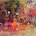 Sunset Saunter by Ellen Cannon