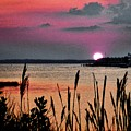 Sunset Scene by Michael Forte