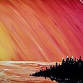 Sunset Sea by Josiah Polley