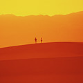 Death Valley Sunset Serenade by Bob Christopher