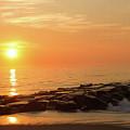 Sunset Shore by DA Photography