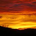 Sunset Solitude by Kathleen Nash