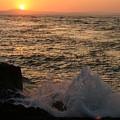 Sunset Splash by Idaho Scenic Images Linda Lantzy