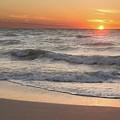 Sunset Stroll by Karin Pinkham