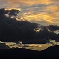 Sunset Study 5 by Angela DeFrias