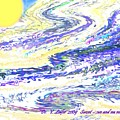 Sunset-sun And Sea Meeting by Dr Loifer Vladimir